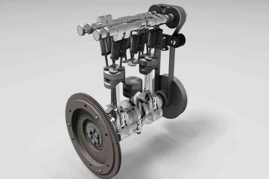 大发森雅EJ-VE内部部件3D打印模型插图1