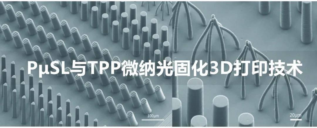 改变世界的技术:PμSL与TPP微纳光固化3D打印技术深度解析插图