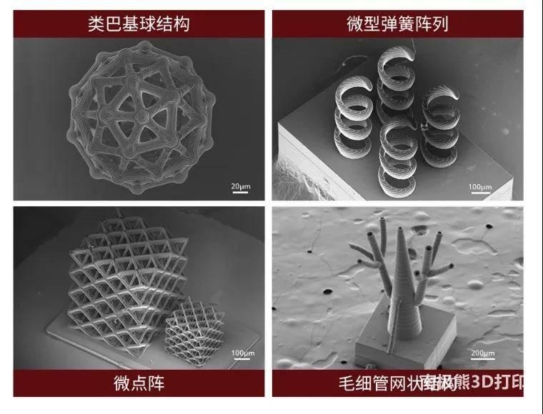 改变世界的技术:PμSL与TPP微纳光固化3D打印技术深度解析插图7