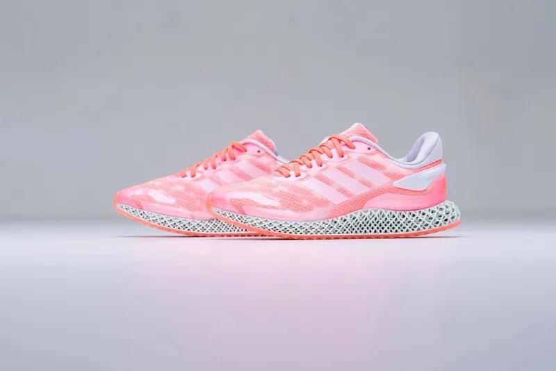 阿迪达斯发布新款3D打印跑步运动鞋4D Run 1.0 售价1699插图7
