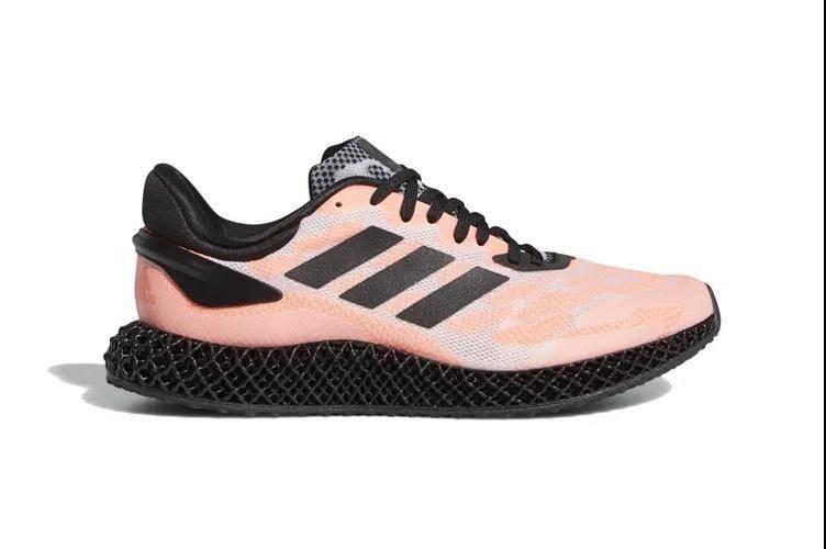 阿迪达斯发布新款3D打印跑步运动鞋4D Run 1.0 售价1699插图8