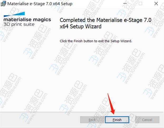 3D打印magics E-Stage7.0自动加支撑插件安装教程插图17