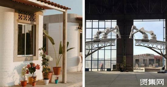 3D打印建筑,带来全新的施工流程,让建筑更加安全插图1