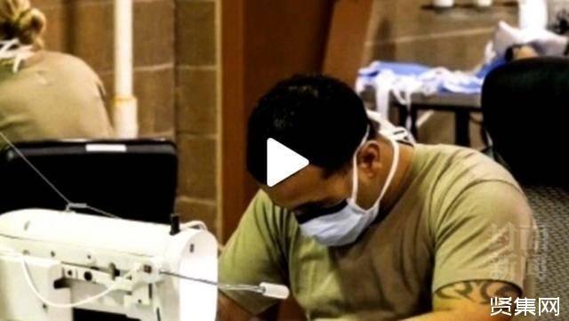 3D资源巴美军3D打印N95口罩,制造4个口罩需45小时!插图1