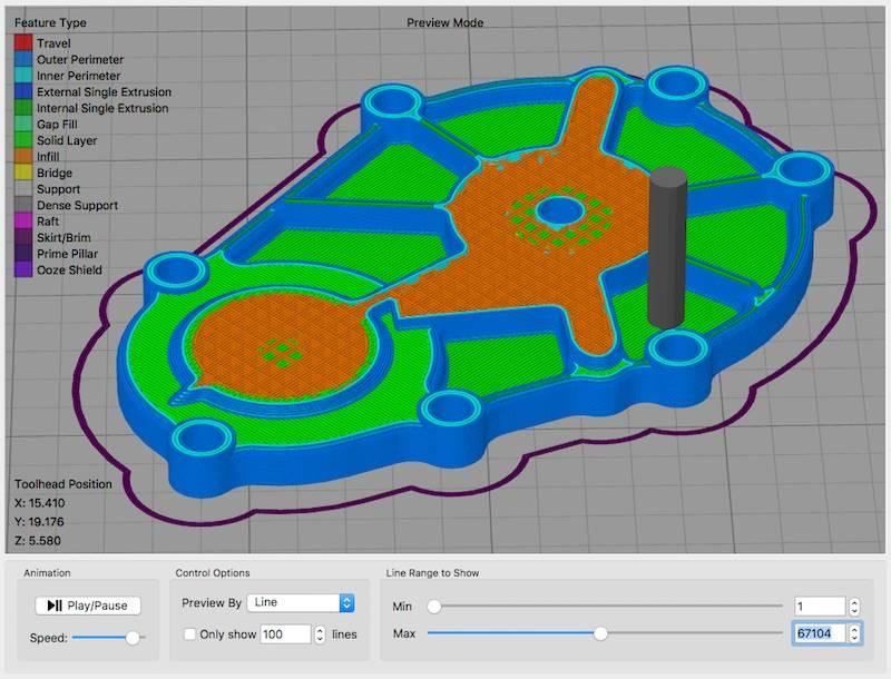 3D资源巴-Simplify3D 4.1.2 Mac/Win/Linux 完美破解版 全功能3D打印软件 3