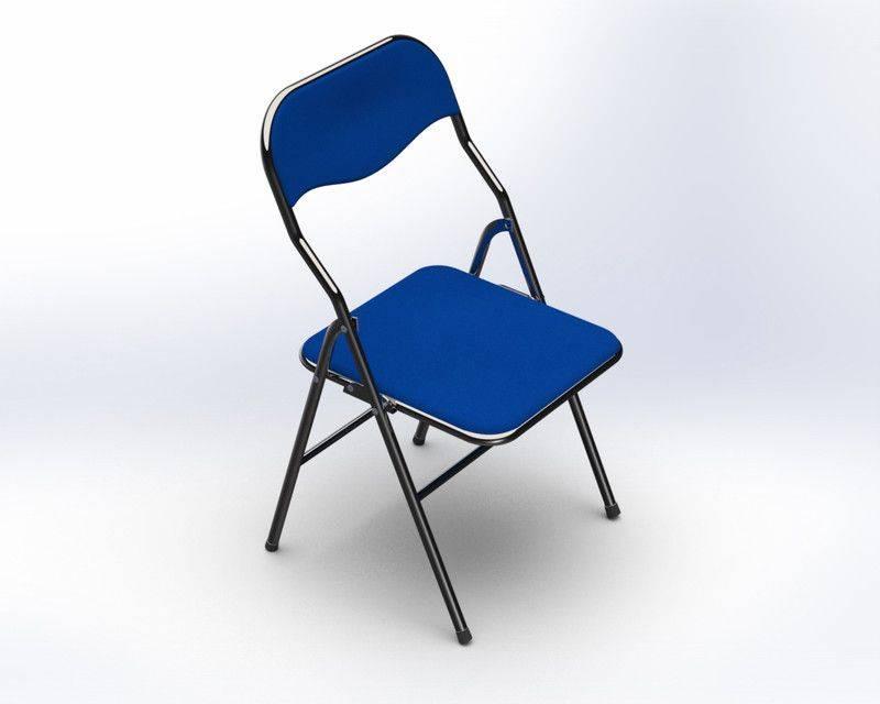 椅式33D打印模型插图1