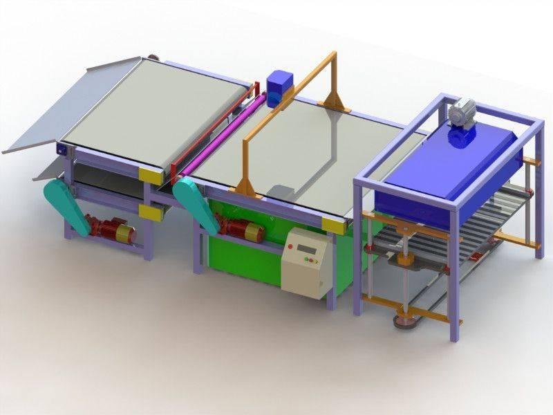 进纸与Vision系统3D打印模型插图1