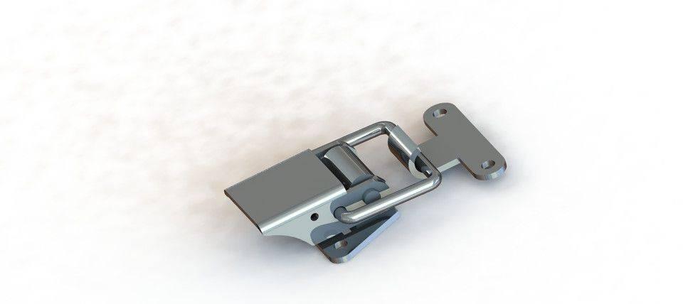画出闭锁23D打印模型插图1