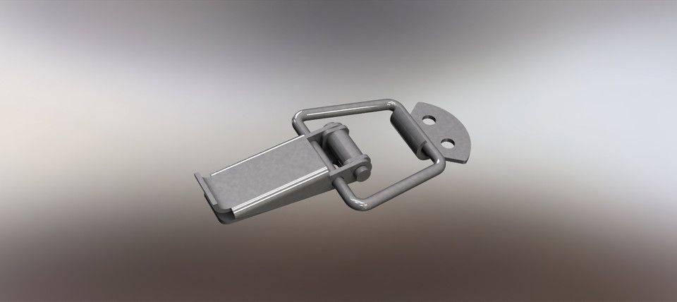 画出闭锁3D打印模型插图1