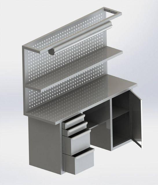 手工艺表3D打印模型插图1