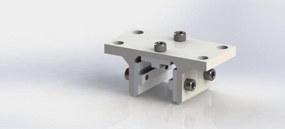 2020线性滑块3D打印模型插图1