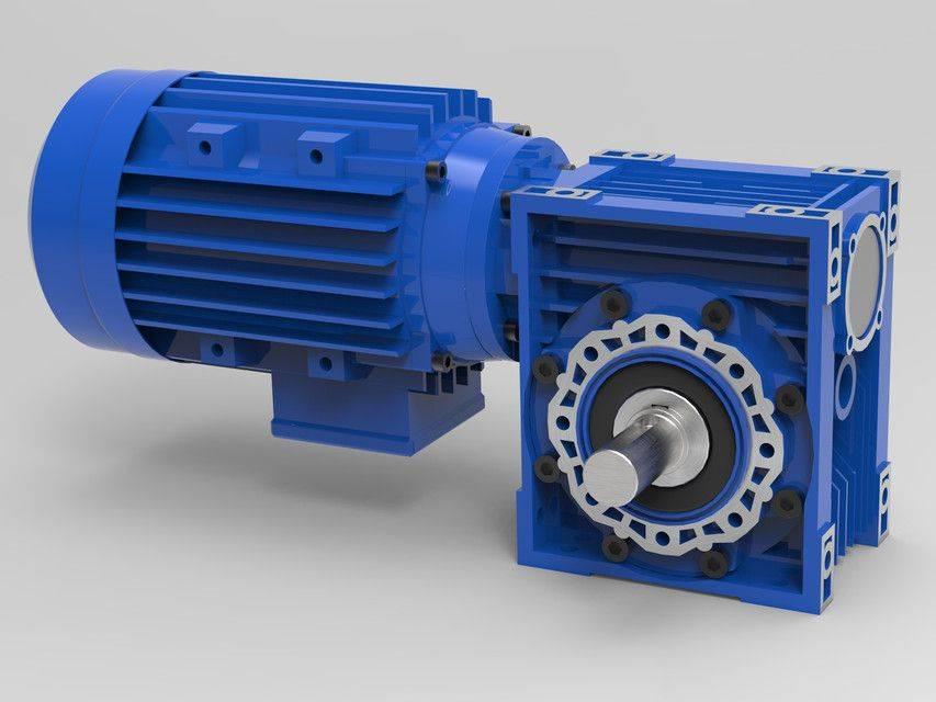 MSW063变速箱3D打印模型插图1
