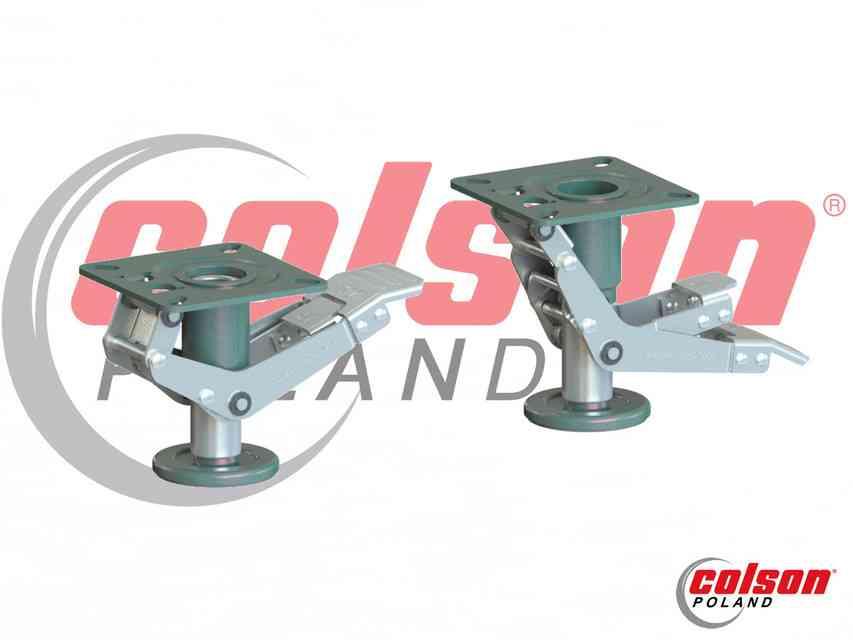 地板锁扣4040-0206 COLSON3D打印模型