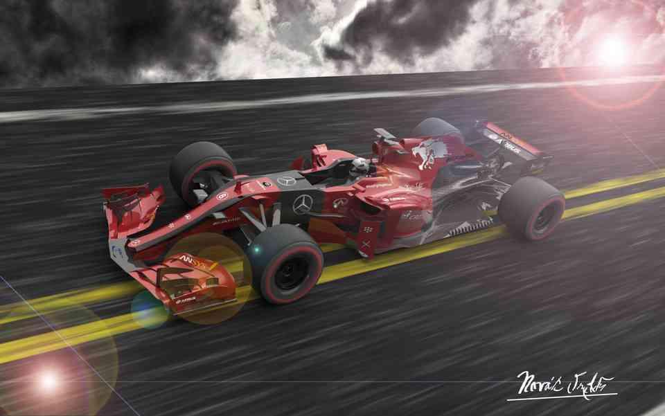 2017年F13D打印模型 1