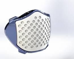 3D打印口罩COVID19 1