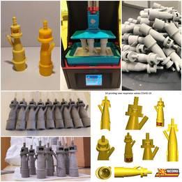 3D打印呼吸阀COVID-19插图1