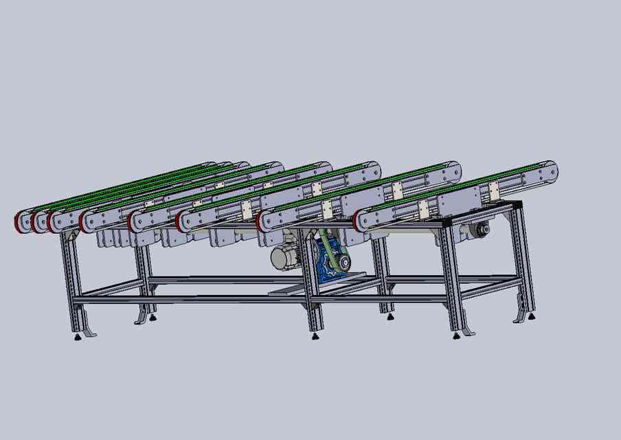 运输系统3D打印模型插图1