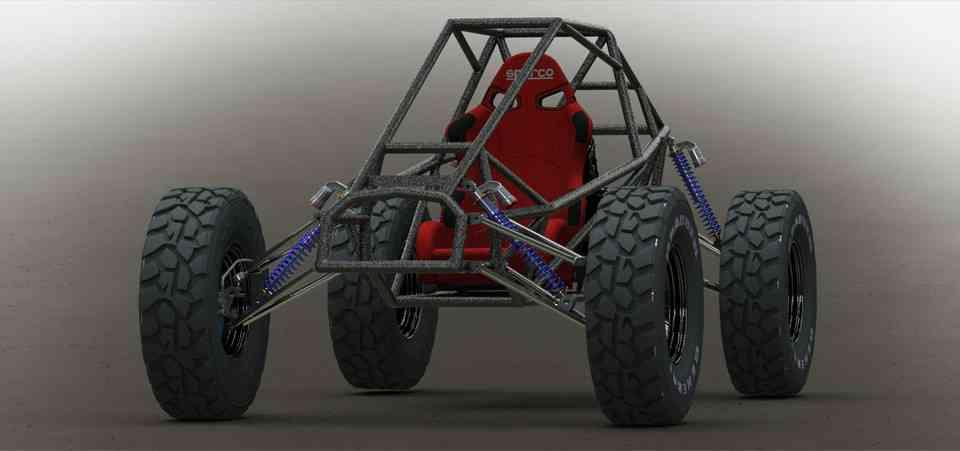 KartCross3D打印模型