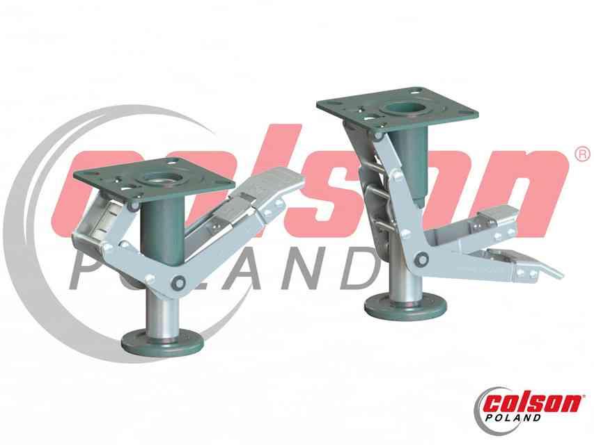 地板锁扣4040-0207 COLSON3D打印模型