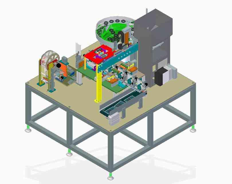 汽车油封塑料包装3D打印模型插图1