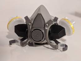 3M口罩DAR滤镜适配器插图1