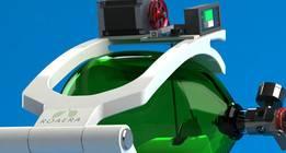 新冠状病毒ROAERA呼吸机3D模型 1