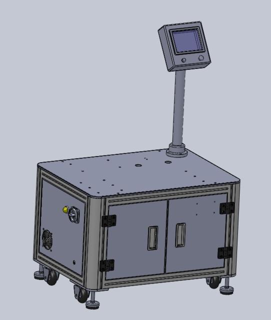 电箱3D打印模型