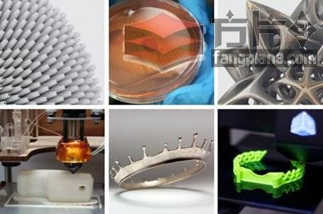应用3D打印技术性都能制做什么原材料?插图1