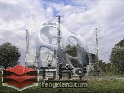 D-Shape水泥3D打印机获纽约建筑竞赛大奖插图1