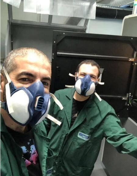意大利利用3D打印技术制造呼吸阀来应对呼吸机告急插图7