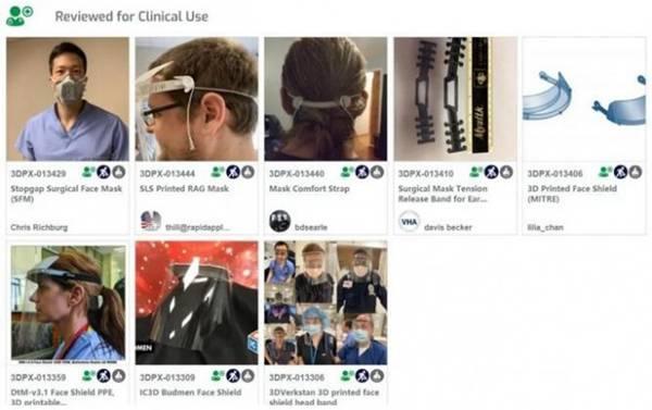 超出180种3D打印安全防护医疗器械的零部件设计方案插图1