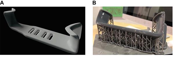 3D打印手术治疗牵开器插图1