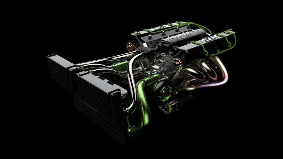V6_BiTurbo_Engine_SGPdesizhnSTL模型插图1