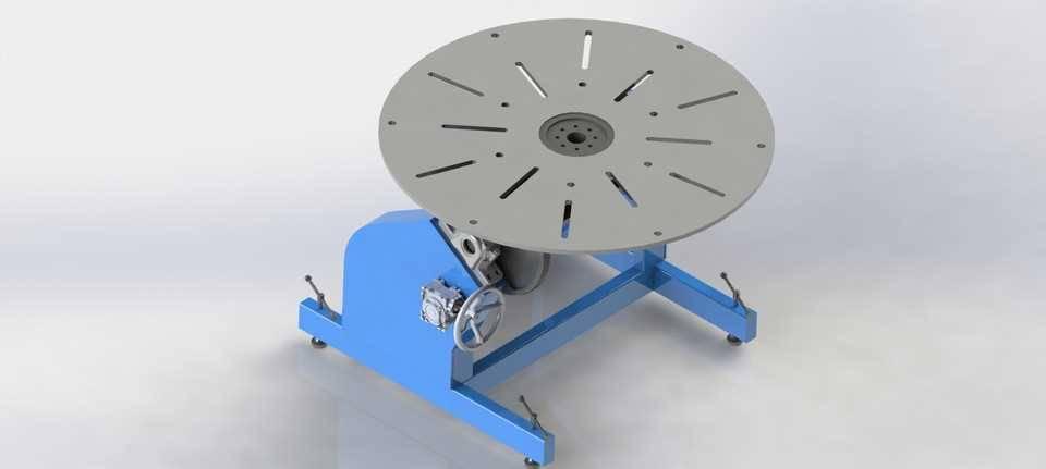 2轴焊接变位3D打印模型免费下载插图1