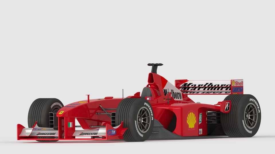1590594061-35276b02c5bd368.jpg-插件-法拉利F1-F2000概念STL模型免费下载