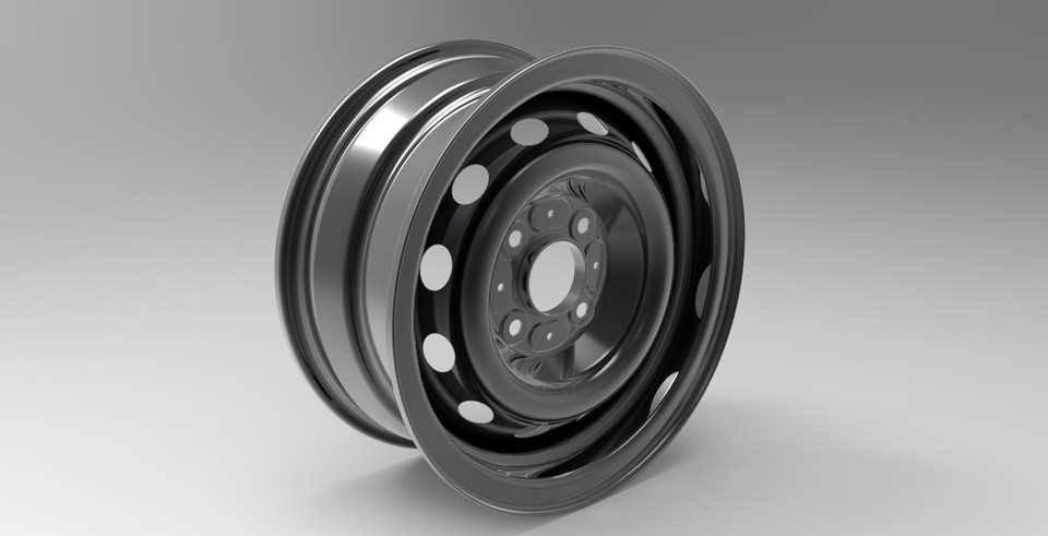 1590594063-1ef755cab1a4375.jpg-插件-13英寸的钢制轮辋OBJ模型