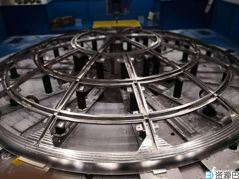全金属3D打印制造!我国新一代载人飞船试验船返回舱大底框架结构插图7