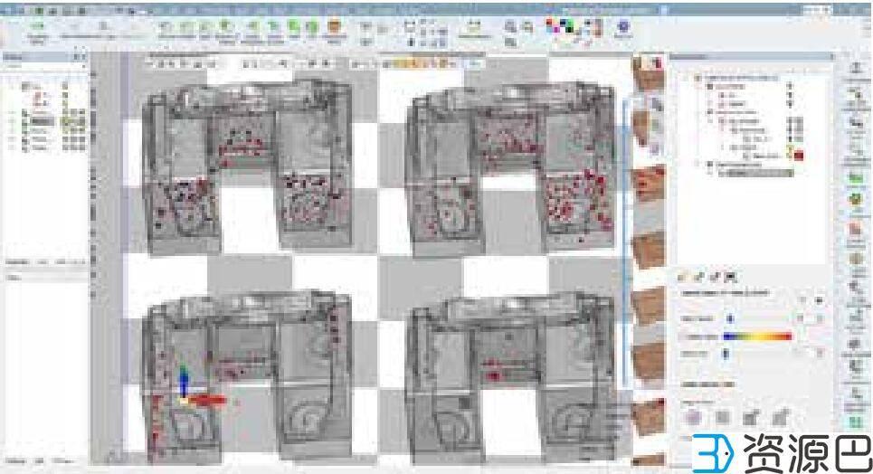 金属3D打印的实时流程监控和自动化质量分析,3D Systems白皮书插图3
