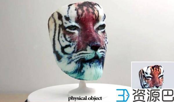 精准着色!让3D打印超真实的新方法插图1
