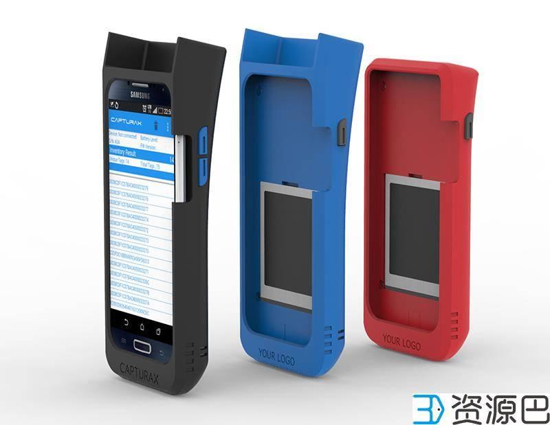 3D打印智能扫码手机套面世 扫码app要狗带?插图3
