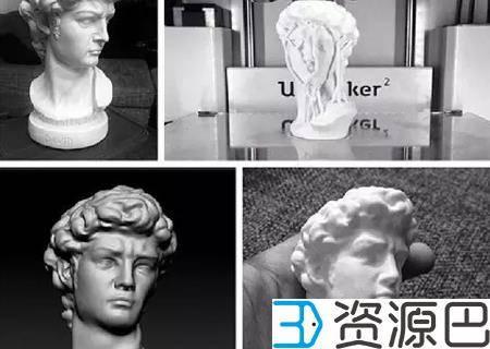 3D打印模型后期常见处理方法插图1