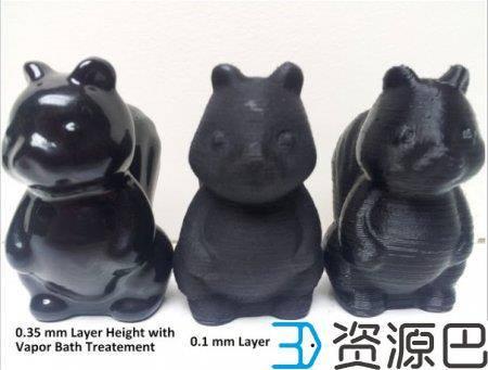 用丙酮抛光RepRap 3D打印制品的技术流程插图1