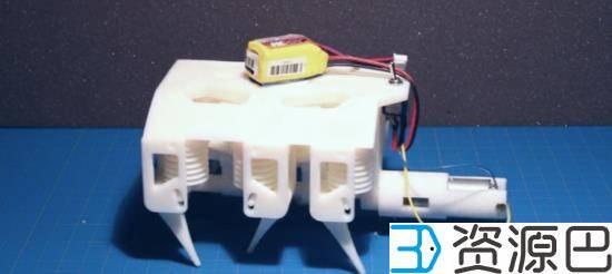 麻省理工创造了可以3D打印的液压驱动机器人插图1