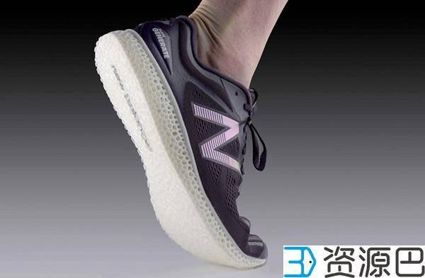 你抢得到吗?纽巴伦3D打印运动鞋开售 限量44双售价400美元插图1
