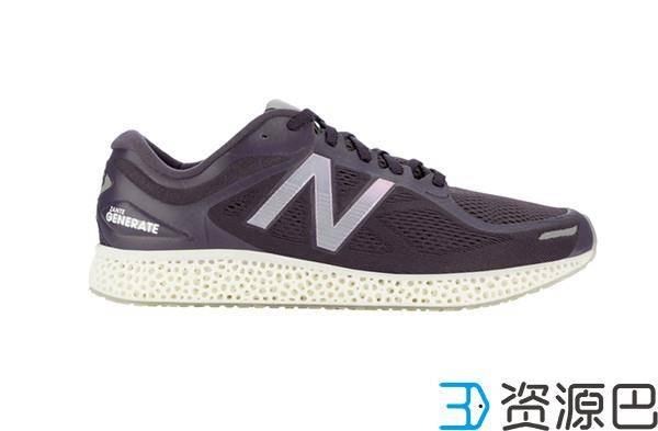 你抢得到吗?纽巴伦3D打印运动鞋开售 限量44双售价400美元插图3