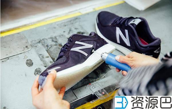 你抢得到吗?纽巴伦3D打印运动鞋开售 限量44双售价400美元插图9