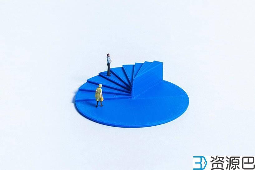 图表也可以萌萌哒!3D打印数据直观有趣插图7