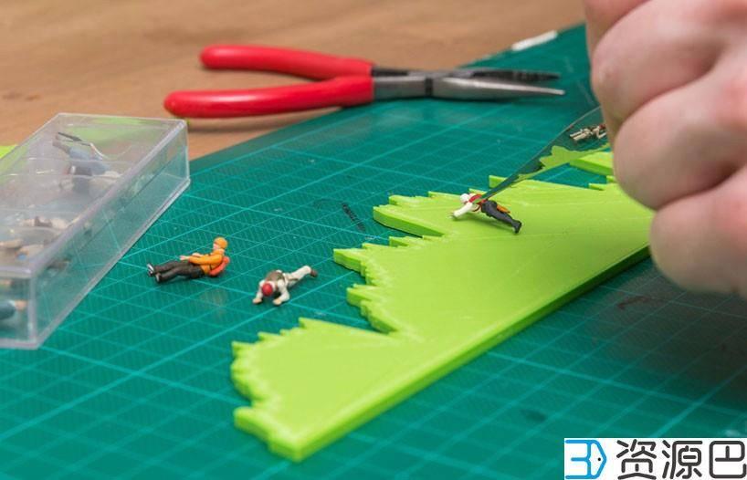 图表也可以萌萌哒!3D打印数据直观有趣插图23