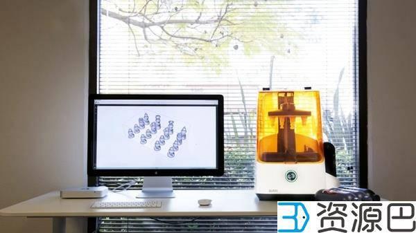999美元,买到世界最快SLA 3D打印机Slash插图1