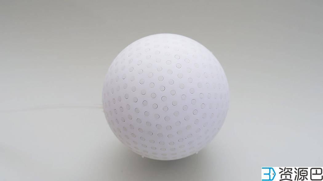 3D打印压力球 缓解你的压力插图1